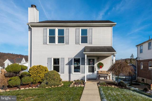 218 Fairview Road, RIEGELSVILLE, PA 18077 (#PABU518892) :: Bowers Realty Group