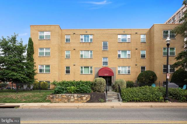 4225 N Henderson Road #4, ARLINGTON, VA 22203 (#VAAR175022) :: Fairfax Realty of Tysons