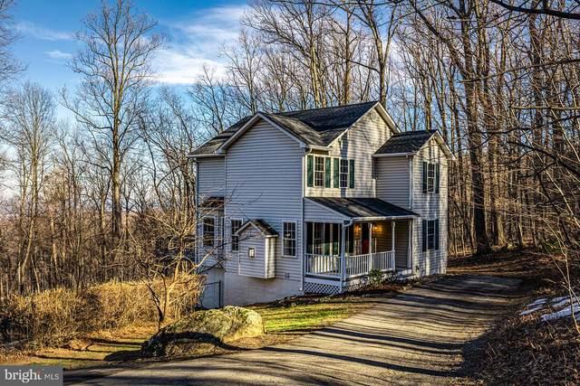 633 Old Linden Road, LINDEN, VA 22642 (#VAWR142420) :: The Piano Home Group