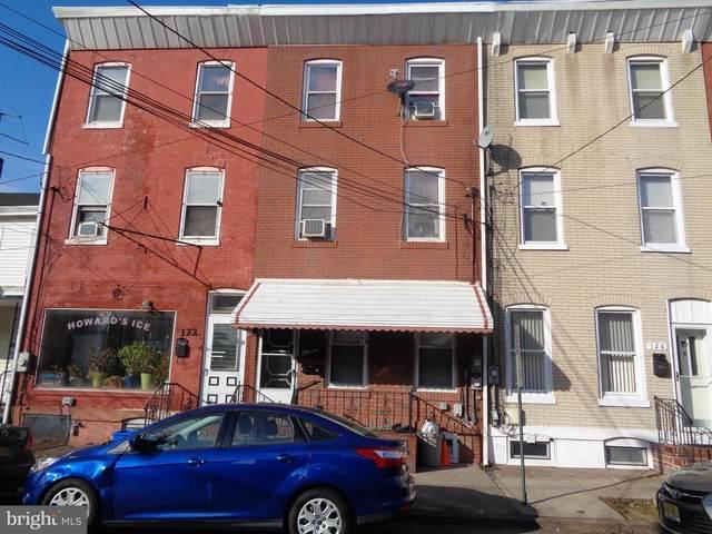 124 Butler Street, TRENTON, NJ 08611 (#NJME306744) :: The Dailey Group