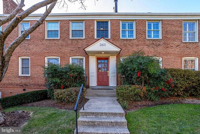 2611 Arlington Boulevard #102, ARLINGTON, VA 22201 (#VAAR175026) :: The Putnam Group