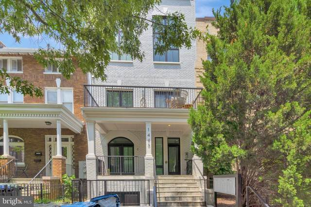 1443 Euclid Street NW 1-8 (ALL UNITS), WASHINGTON, DC 20009 (#DCDC503952) :: Jennifer Mack Properties