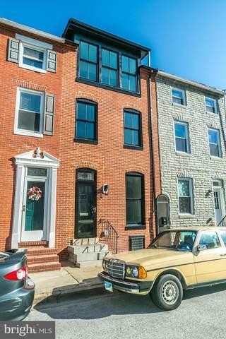 311 S Exeter Street, BALTIMORE, MD 21202 (#MDBA536994) :: Dart Homes