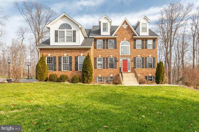 1515 Larkspur Court, HUNTINGTOWN, MD 20639 (#MDCA180626) :: Bruce & Tanya and Associates