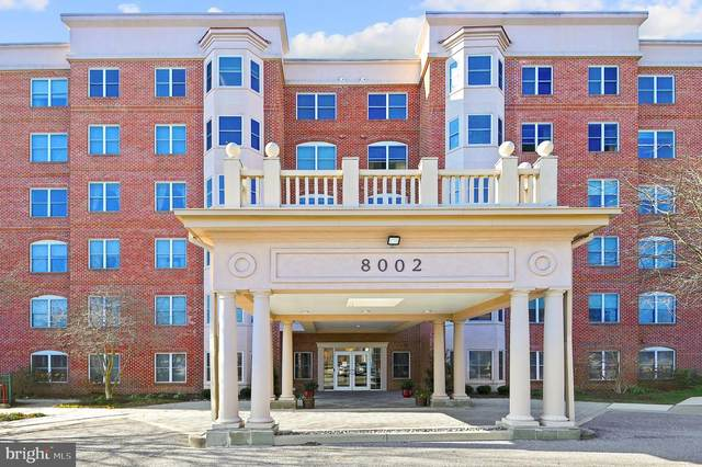 8002 Brynmor Court #501, BALTIMORE, MD 21208 (#MDBC517560) :: The Poliansky Group