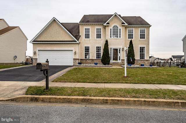 233 Porky Oliver Drive, MIDDLETOWN, DE 19709 (#DENC519390) :: The Mike Coleman Team