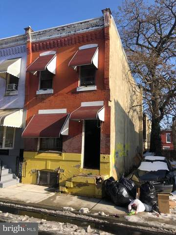 2611 N Stanley Street, PHILADELPHIA, PA 19132 (#PAPH979218) :: The Dailey Group