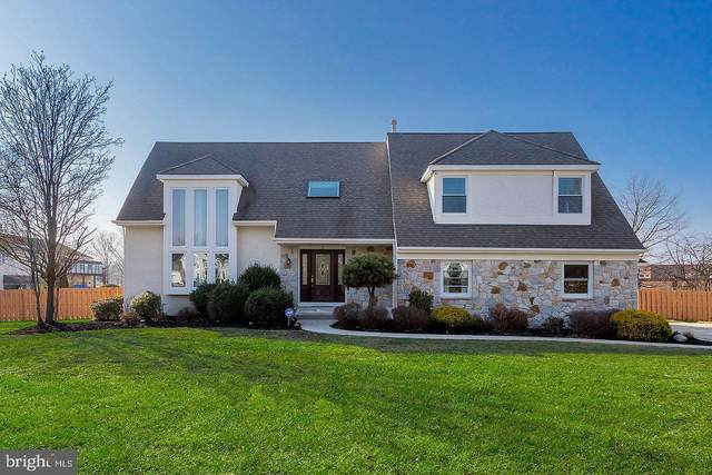 3 Fairhaven Court, CHERRY HILL, NJ 08003 (#NJCD411484) :: The Mike Coleman Team