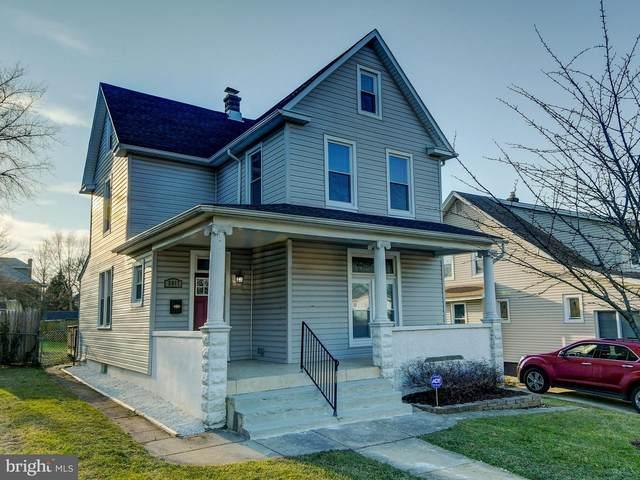 2817 White Avenue, BALTIMORE, MD 21214 (#MDBA537008) :: The Matt Lenza Real Estate Team