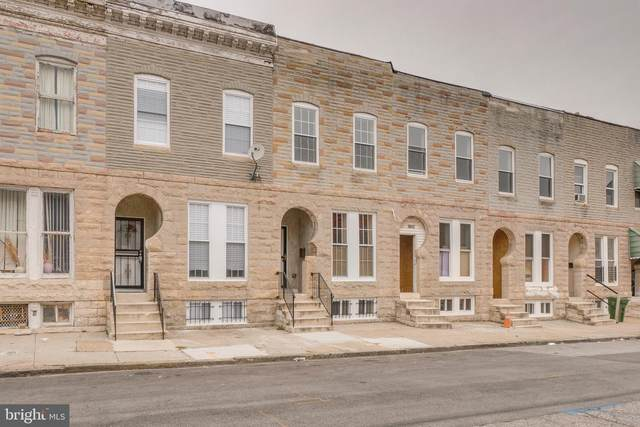 1728 E Oliver Street, BALTIMORE, MD 21213 (#MDBA537010) :: The Redux Group