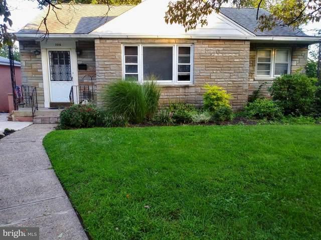 1016 Lawnton Terrace, GLENOLDEN, PA 19036 (#PADE537926) :: Linda Dale Real Estate Experts