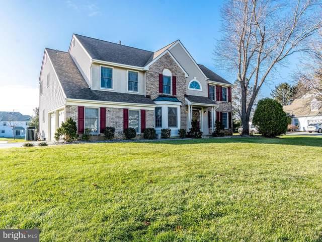 6 Kinglet Drive S, CRANBURY, NJ 08512 (#NJMX125862) :: Linda Dale Real Estate Experts