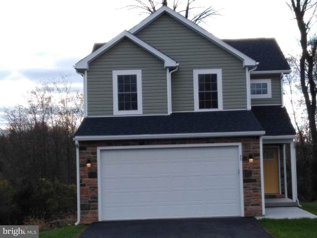 Lot 26 Safflower Way, BUNKER HILL, WV 25413 (#WVBE183116) :: The Dailey Group