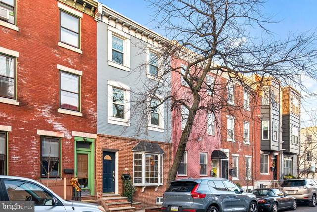 1209 Ellsworth Street, PHILADELPHIA, PA 19147 (#PAPH979242) :: The Dailey Group