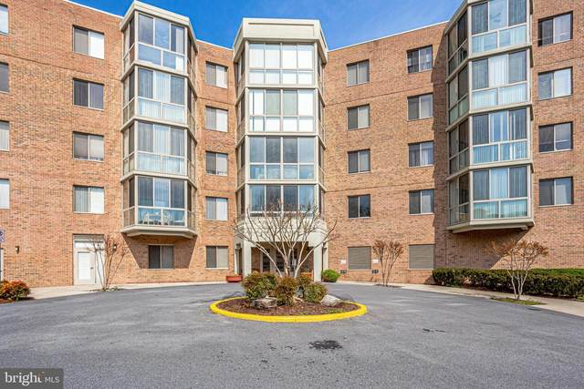 2904 N Leisure World Boulevard #217, SILVER SPRING, MD 20906 (#MDMC741126) :: Revol Real Estate