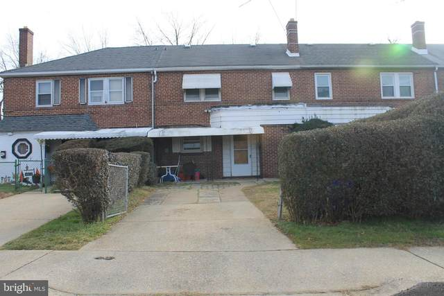 2741 Forwood Street, CHESTER, PA 19013 (#PADE537928) :: ExecuHome Realty