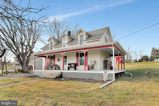 81 Old Factory Road, STRASBURG, VA 22657 (#VASH121272) :: ExecuHome Realty