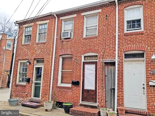 426 S Chapel Street, BALTIMORE, MD 21231 (#MDBA537020) :: New Home Team of Maryland
