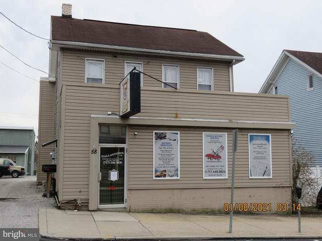 58 E Main Street, DALLASTOWN, PA 17313 (#PAYK151548) :: The Heather Neidlinger Team With Berkshire Hathaway HomeServices Homesale Realty