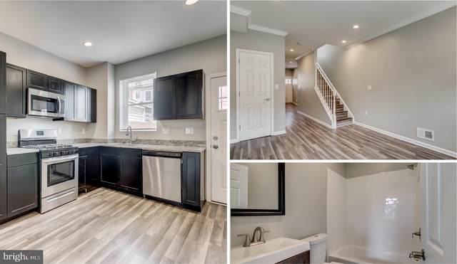 157 N Curley Street, BALTIMORE, MD 21224 (#MDBA537022) :: The Redux Group