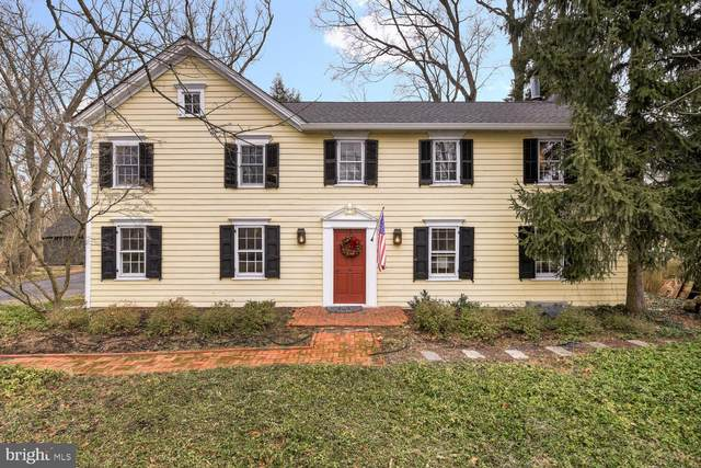 4271 Quakerbridge Road, PRINCETON, NJ 08540 (#NJME306766) :: Ram Bala Associates | Keller Williams Realty