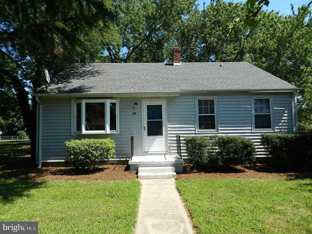 316 Mimosa Avenue, COLONIAL BEACH, VA 22443 (#VAWE117718) :: Revol Real Estate