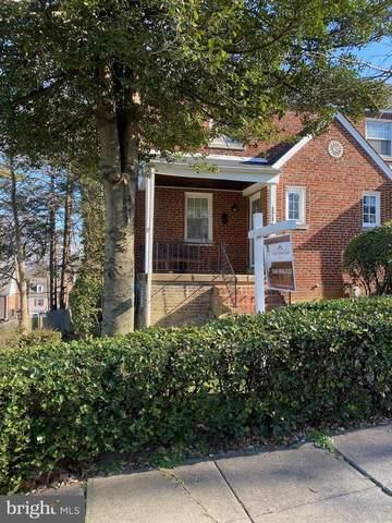 1216 44TH Place SE, WASHINGTON, DC 20019 (#DCDC504016) :: The Redux Group