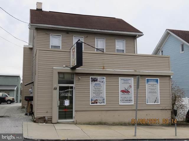 58 E Main Street, DALLASTOWN, PA 17313 (#PAYK151556) :: CENTURY 21 Home Advisors