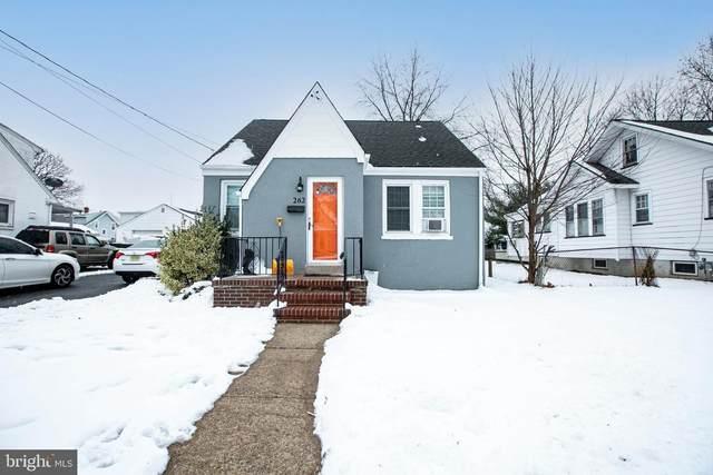 262 Weber Avenue, TRENTON, NJ 08638 (#NJME306776) :: Sail Lake Realty