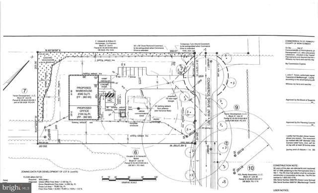 Lot 8 Commerce Drive, GREEN LANE, PA 18054 (#PAMC680378) :: Bob Lucido Team of Keller Williams Integrity