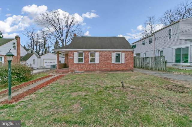 1023 Crawford Drive, ROCKVILLE, MD 20851 (#MDMC741148) :: Keller Williams Flagship of Maryland