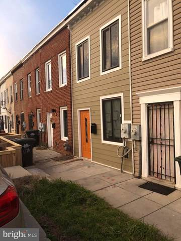 1532 Levis Street NE, WASHINGTON, DC 20002 (#DCDC504060) :: Arlington Realty, Inc.