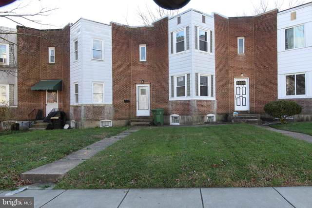 2706 Woodview Road, BALTIMORE, MD 21225 (#MDBA537056) :: The Sky Group