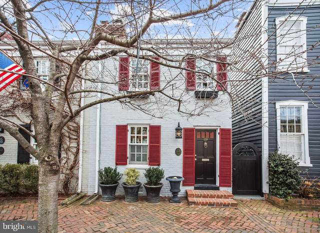 1210 Prince Street, ALEXANDRIA, VA 22314 (#VAAX255100) :: The Piano Home Group