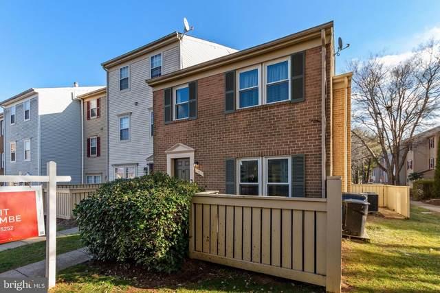1 Appledowre Court #137, GERMANTOWN, MD 20876 (#MDMC741164) :: Murray & Co. Real Estate