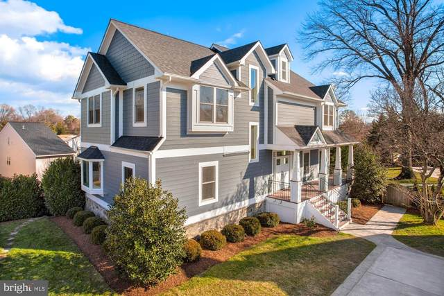 4920 18TH Street N, ARLINGTON, VA 22207 (#VAAR175076) :: Tom & Cindy and Associates