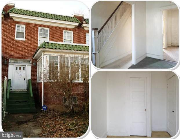 3422 Saint Ambrose Avenue, BALTIMORE, MD 21215 (#MDBA537070) :: Jacobs & Co. Real Estate