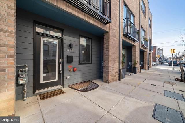 444 W Master Street, PHILADELPHIA, PA 19122 (#PAPH979402) :: Shamrock Realty Group, Inc