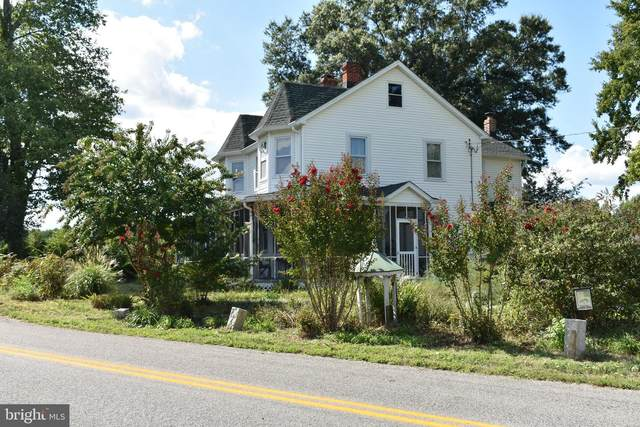 12830-- PARCEL 2 Wicomico Beach Road, NEWBURG, MD 20664 (#MDCH221000) :: The Redux Group