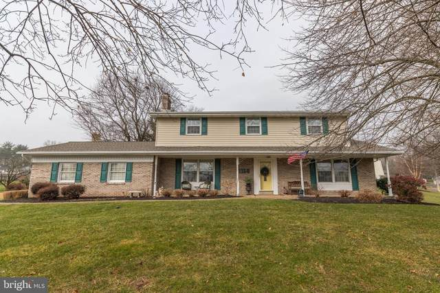 1156 Dickinson Drive, YARDLEY, PA 19067 (#PABU518938) :: The Dailey Group