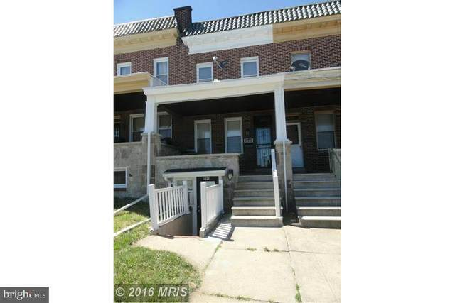 5628 Belair Road, BALTIMORE, MD 21206 (#MDBA537074) :: Fairfax Realty of Tysons