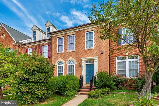 3554 Tabard Lane, FREDERICK, MD 21704 (#MDFR276564) :: The Piano Home Group