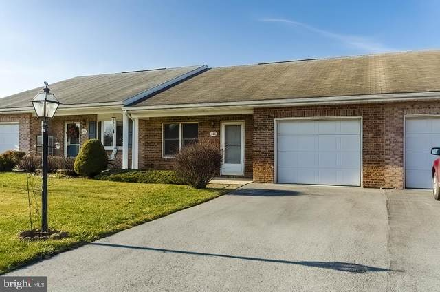 308 Winding Oak Drive, HAGERSTOWN, MD 21740 (#MDWA177226) :: Crossroad Group of Long & Foster