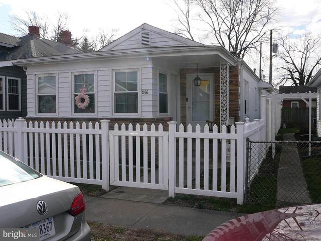 266 4TH Avenue, QUANTICO, VA 22134 (#VAPW513130) :: Bowers Realty Group