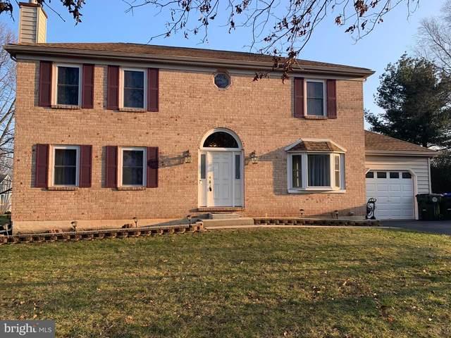 4 Hampton Drive, GILBERTSVILLE, PA 19525 (#PAMC680420) :: The Lux Living Group