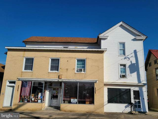 203 N Main Street, FEDERALSBURG, MD 21632 (#MDCM125010) :: The Piano Home Group