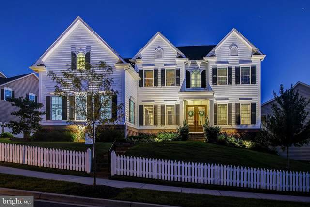 11864 Peppervine Drive, CLARKSBURG, MD 20871 (#MDMC741188) :: The Dailey Group