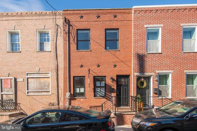 1516 S Woodstock Street, PHILADELPHIA, PA 19146 (#PAPH979460) :: The Poliansky Group