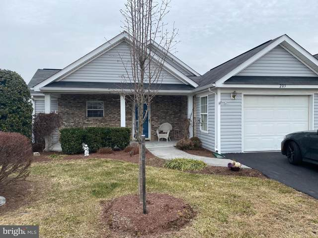 203 Crestwood Lane, WINCHESTER, VA 22602 (#VAFV161782) :: Crossroad Group of Long & Foster