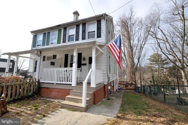 510 Anderson Avenue, DREXEL HILL, PA 19026 (#PADE537968) :: The Dailey Group